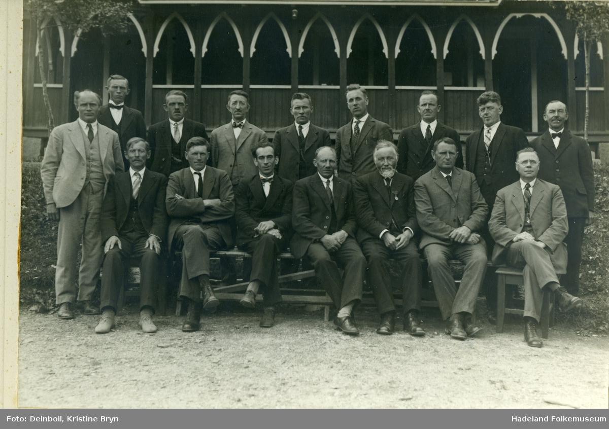 Lunner herredstyre 1932