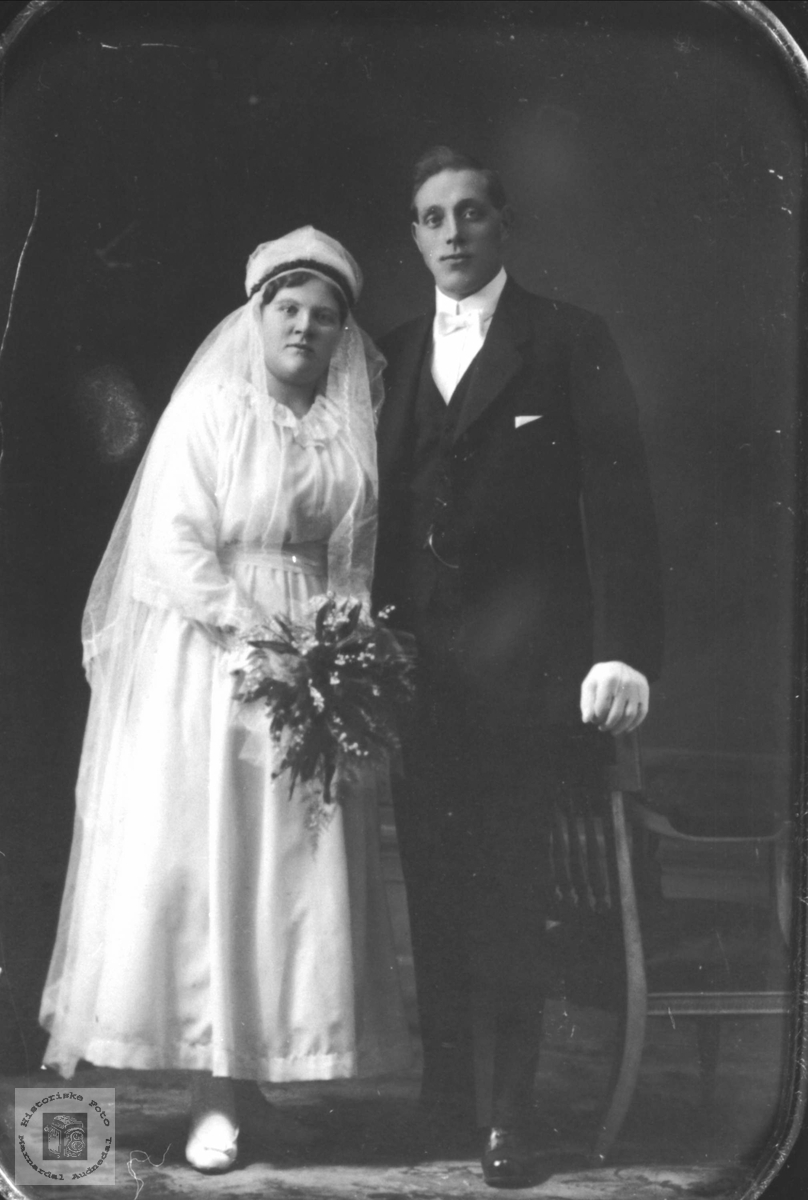 Brudeparet Lysestøl