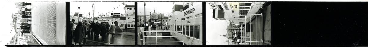 M/F Dronningen (b.1987, Båtservice Verft A/S, Mandal)