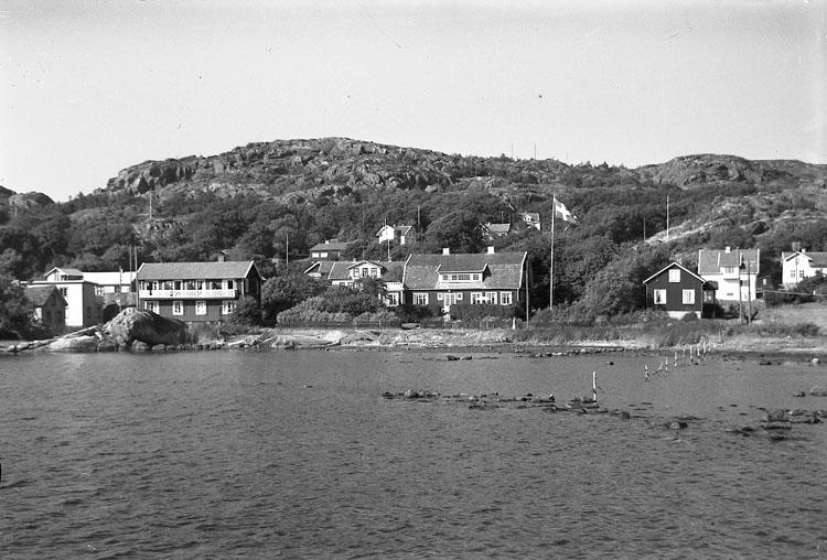 """Enligt AB Flygtrafik Bengtsfors: """"Nösund Bohuslän""""."""