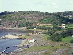 Hällebäck vid Gullmarsfjorden