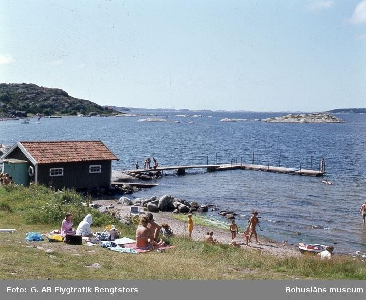"""Enligt AB Flygtrafik Bengtsfors: """"Bokenäs Bohuslän""""."""