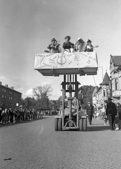 """Enligt notering: """"Barnens Dag U-a 1947. 5 Sept. 1947""""."""