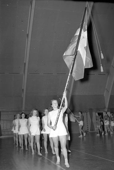 """Enligt notering: """"Danska Gymnaster Kvinnliga 26/2 1948""""."""