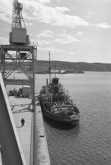 """Enligt notering: """"Rysk Bogserbåt 12/6 1949""""."""