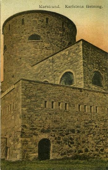 Marstrand. Karlstens fästning.