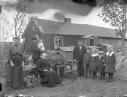 Familjen Bram på Råröd, Kville