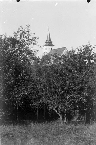 """Enligt fotografens anteckningar: """"56 Munkedals kapell rep""""."""
