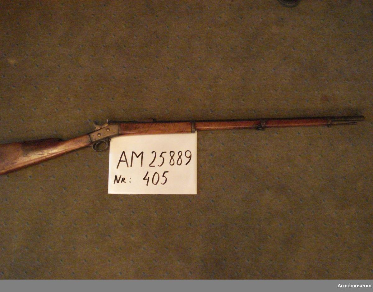 Grupp E II f 12 mm gevär.   Samhörande nr AM.41078-9