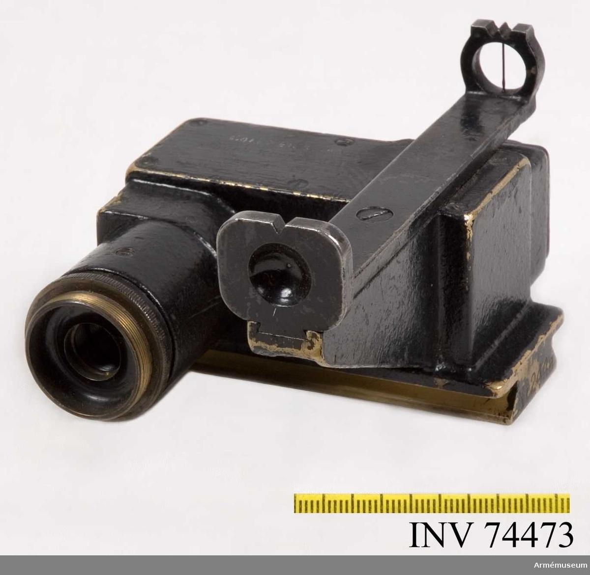 Grupp F III. Modell Krupp Zeis.