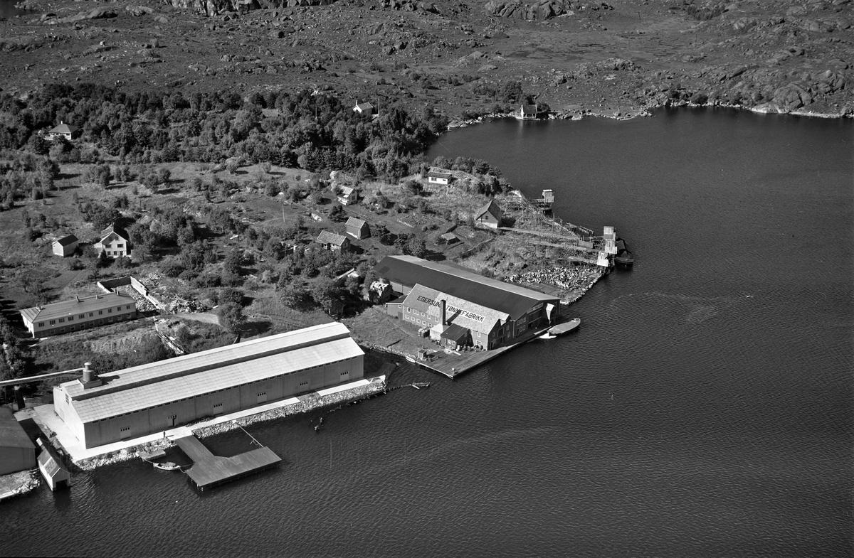 Kaupanes, Egersund Tønnefabrikk