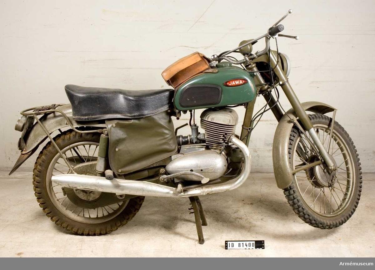 Motorcykel 257 A