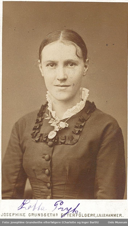Barth, Charlotte (1862 - 1940)