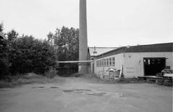 1. Lervik, pannhus med snickeridel, västra och södra fasaden