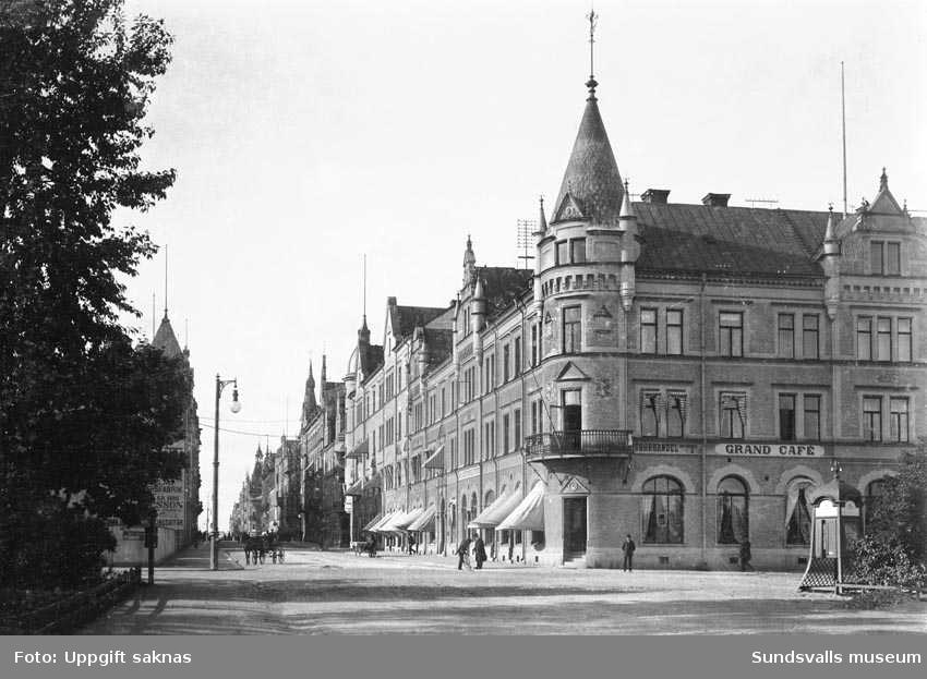 Hörnet Strandgatan- Storgatan (Casselska huset)