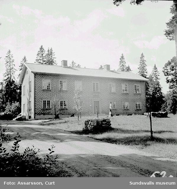 Hantverksmuseet  på N:a stadsberget.