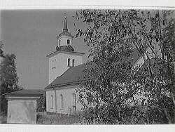 Kulturmiljöinventering.Sköns kyrka, kapell och  prästgård.