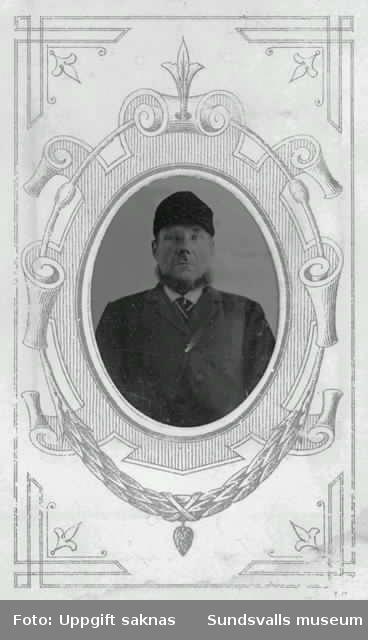 Farfadern Joh. Häggström