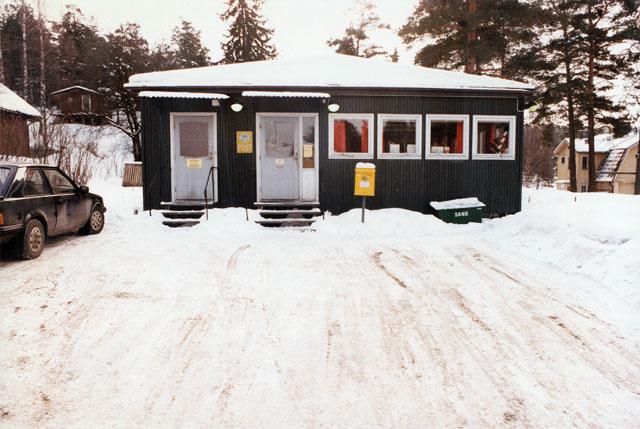Postkontoret 132 03 Saltsjö-Boo Abborrvägen-Gustavsviksvägen