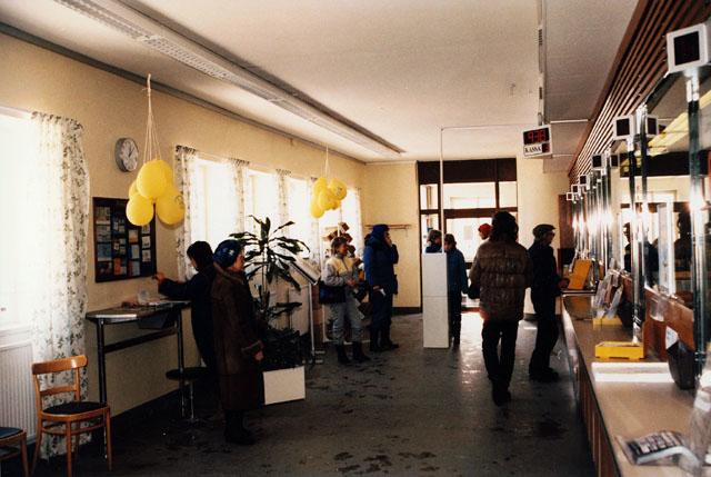 Postkontoret 386 00 Färjestaden Storgatan 37-39