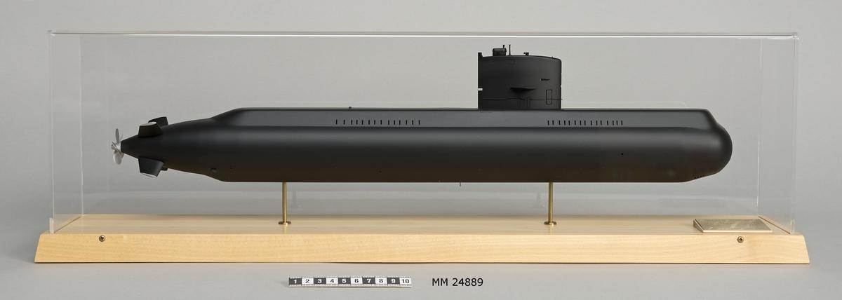 Ubåtsmodell