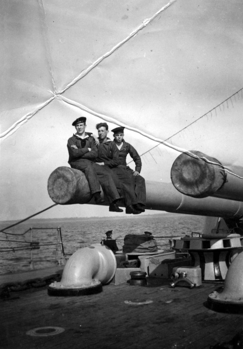 Fartyg: GUSTAF V                        Varv: Kockums Övrigt: Pansarskeppet Gustaf V