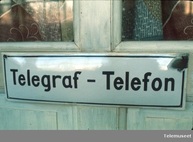 Manuelle telefonsentraler blir automatisert
