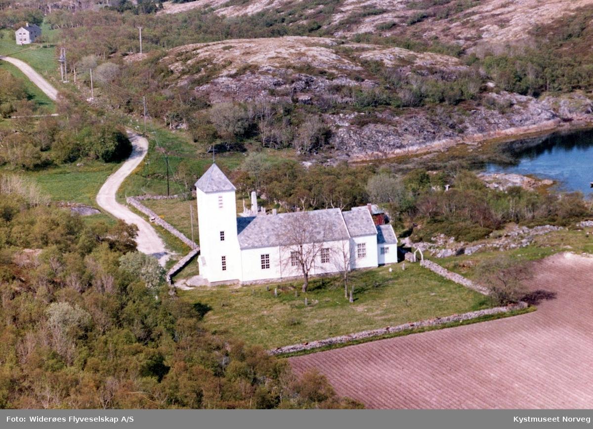 Vikna kommune, Garstad kirke