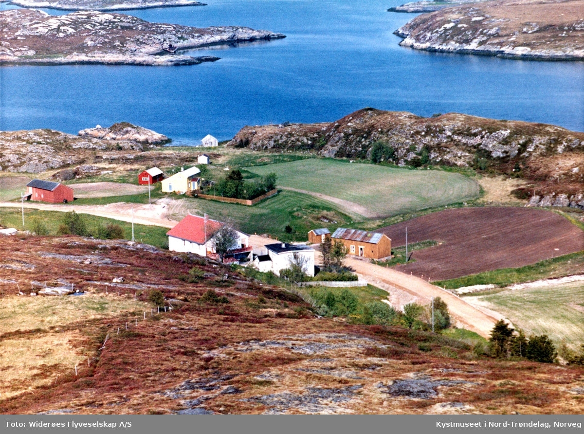 Flerengsstranda - Hansvika på Rørvik