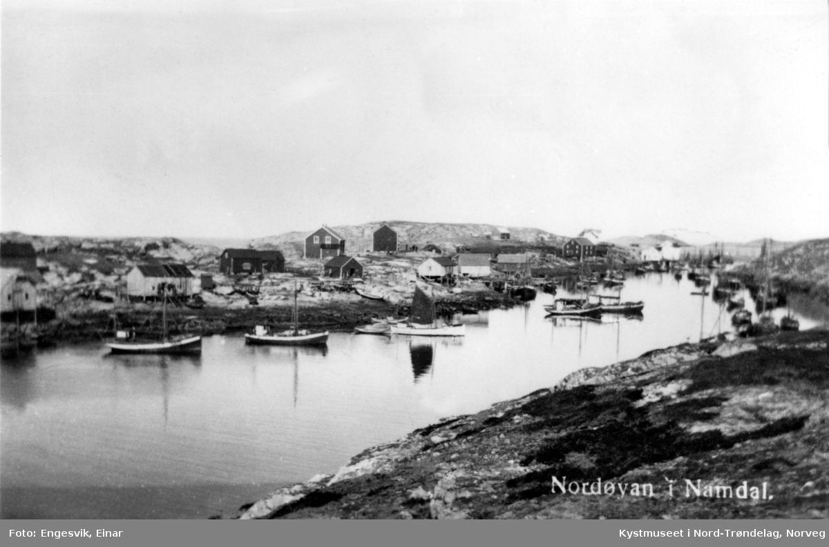 Havna i Nordøyan