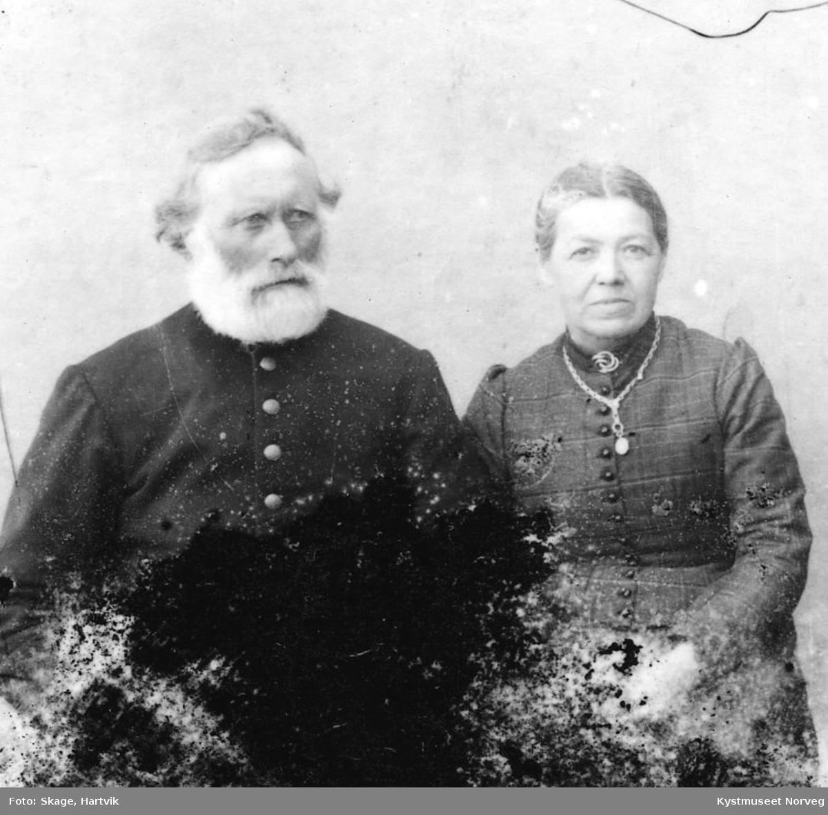 Ukjent eldre par