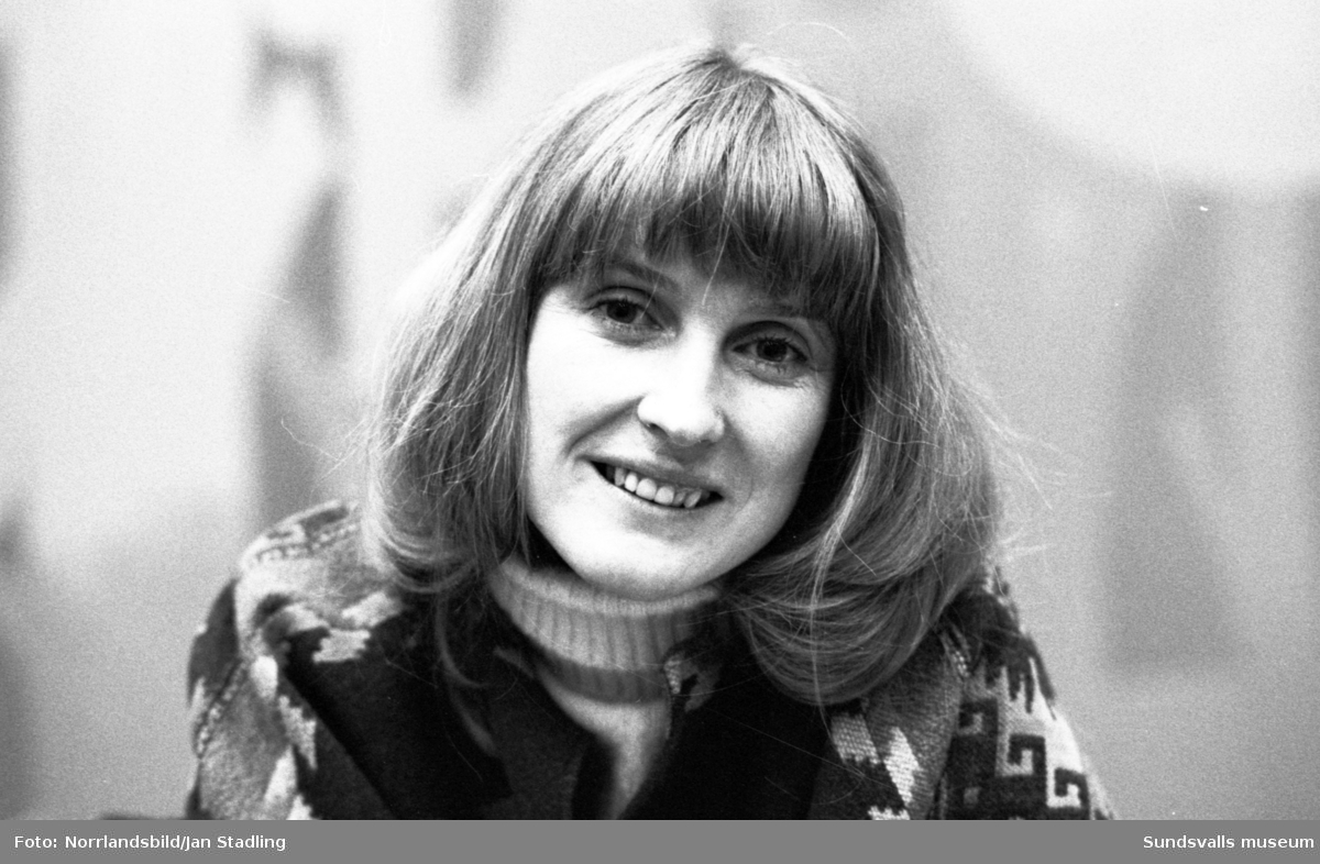 Ulla Danielsson, Sveriges Radio Sundsvall.
