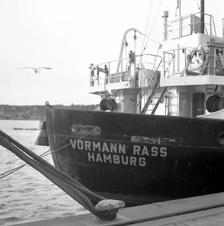 Tysk båt