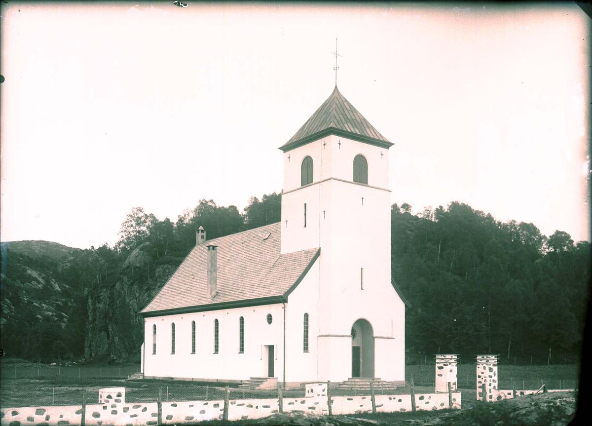 Eksteriør - Kirke.