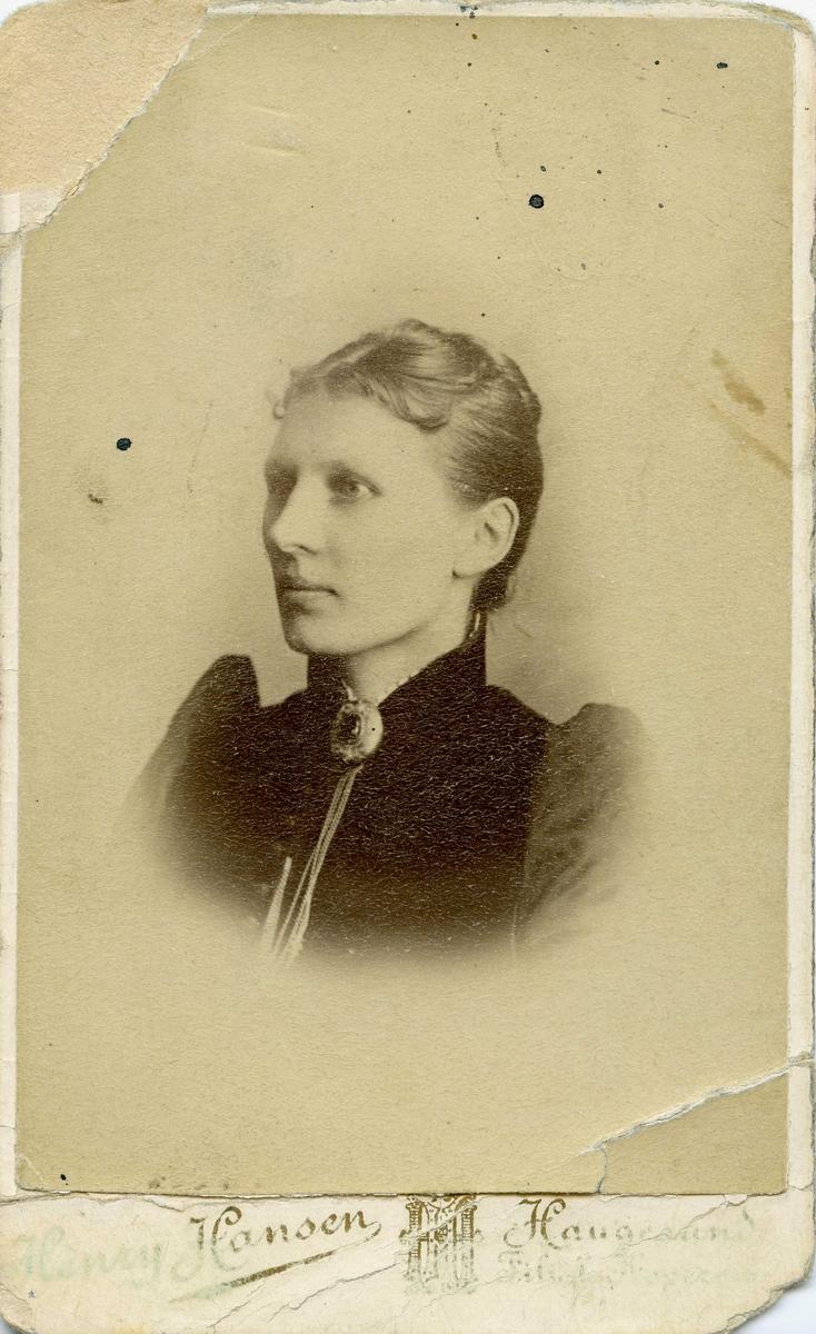 Portrett - Yngre dame.