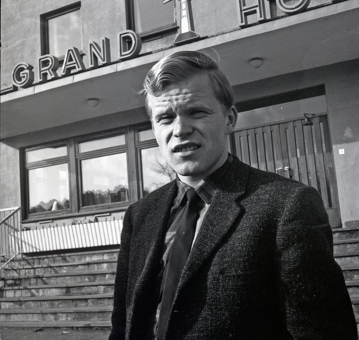 Stord offentlige lærerskole - rektor - elever.