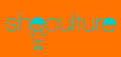 Logo She Culture, oransje