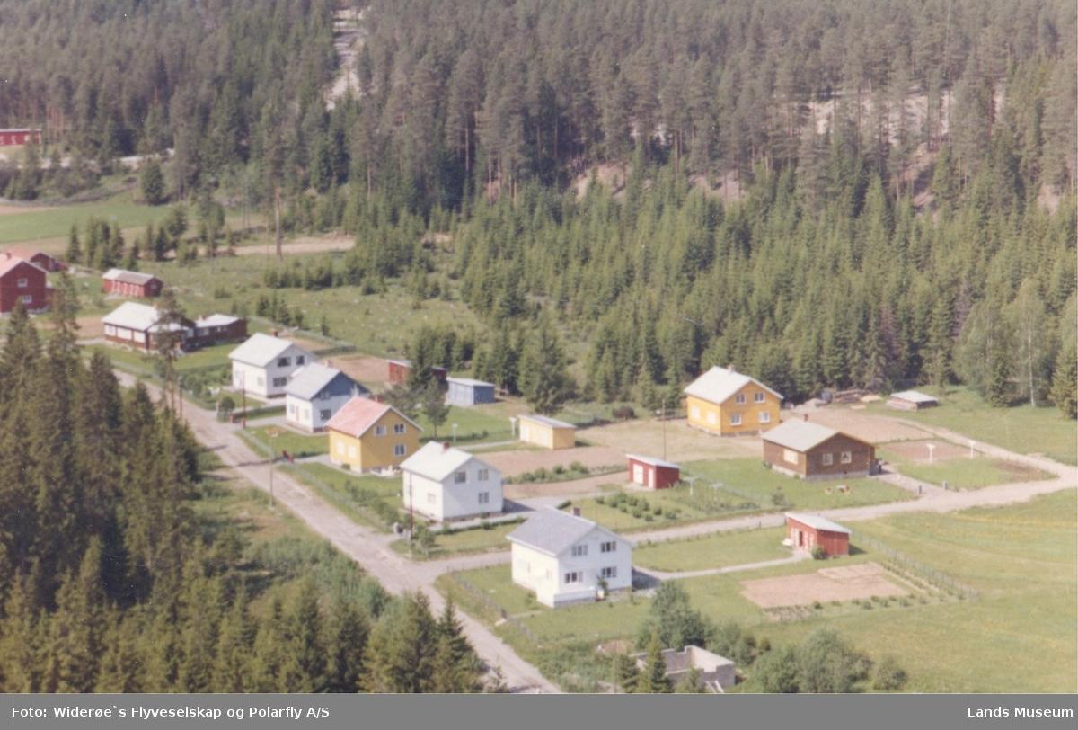 Flyfoto Gamlevegen