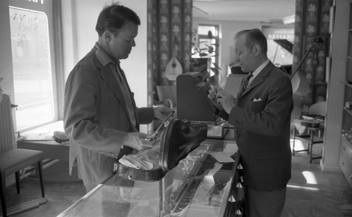 Svend Asmussen 16 juni 1967
