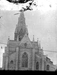 Nikolaikyrkan, exteriör.