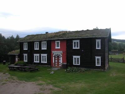 Hovedbygning Dølmotunet