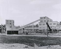 Stripa anrikningsverk vid Stripa gruva i Ställdalen, 1946.