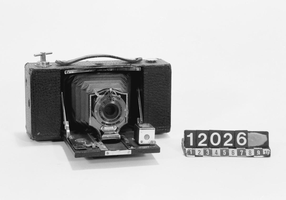 Kamera Tekniska Museet DigitaltMuseum