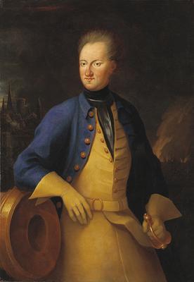 Portrett av Karl VII
