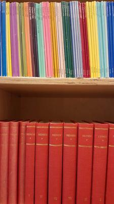 Biblioteket. Foto/Photo
