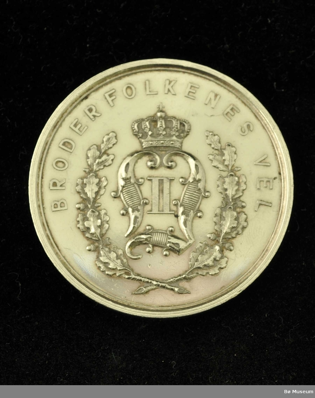 Sirkelformet medalje