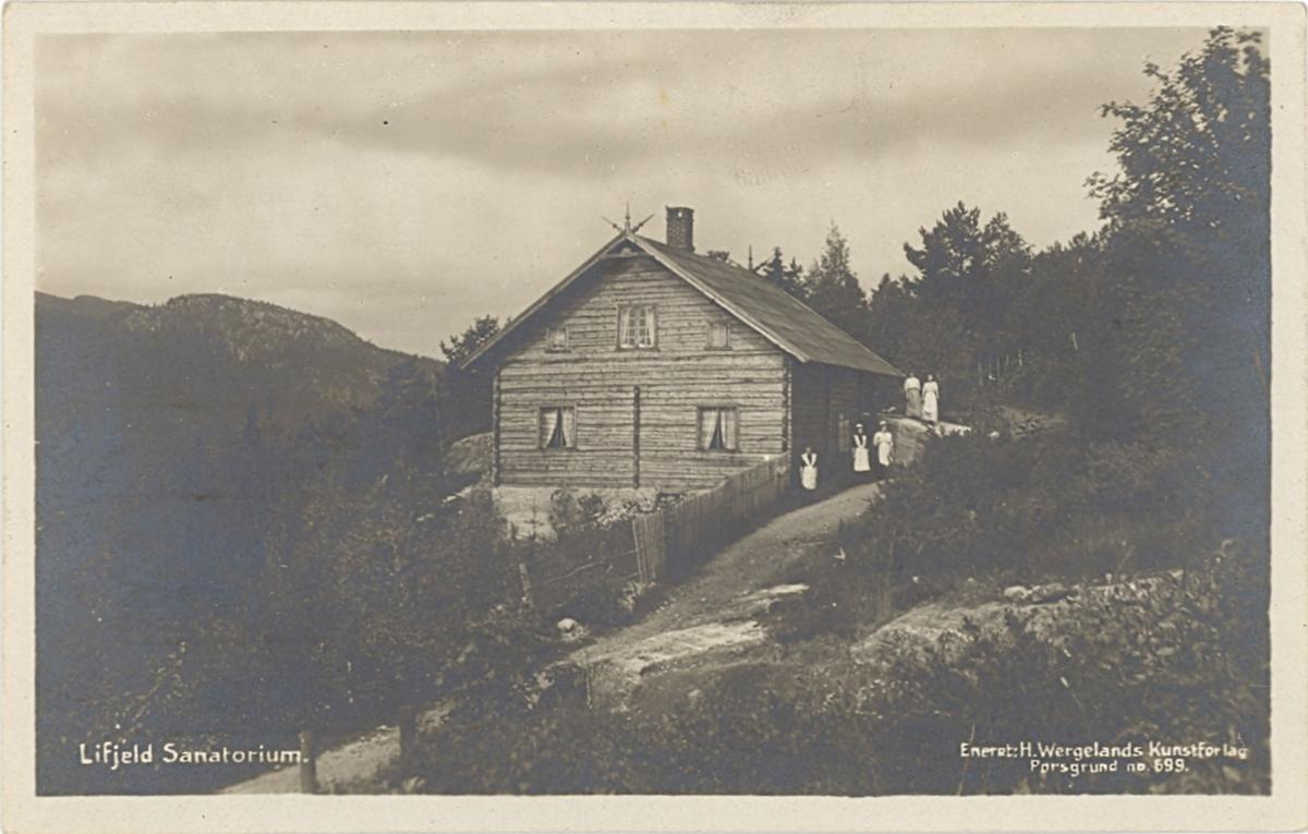 Lifjeld Sanatorium, Bø i Telemark Lifjell Sanatorium
