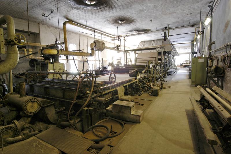 Papirmaskinhallen