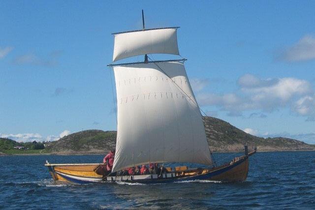 Læstabåten Skarv, bygd 2004 (Foto/Photo)