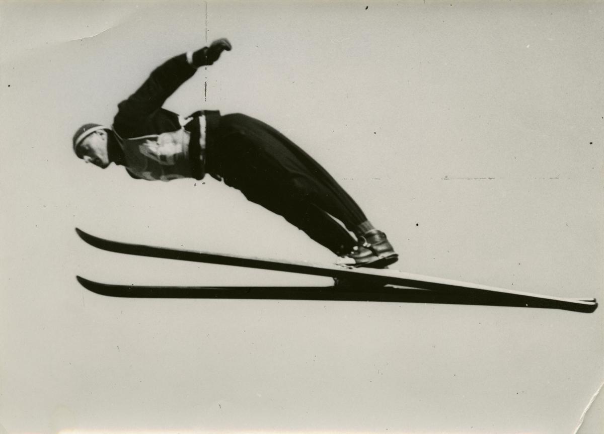 Kongsberg skier Petter Hugsted at Unterwasser